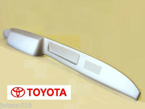 Toyota Pickup Truck Brown Dash Pad 55401 89107 06 Oem New