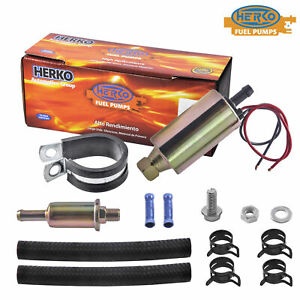 Herko Universal Fuel Pump K9179 For Buick Cadillac Ford Jeep 5 9 Psi 30 Gph