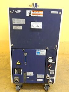 Ebara A30w Multi stage Dry Vacuum Pump 7884 Hours Mp motor Fault Tested As is