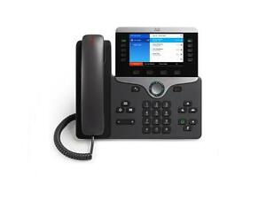 New Cisco 8841 Ip Phone cp 8841 k9 charcoal