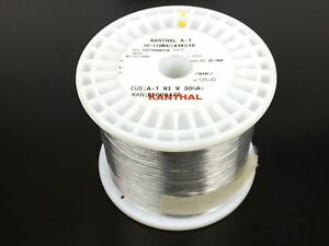 Kanthal A1 30 Gauge 5 12 Lb 21 207 Ft Resistance Wire Awg A 1 Ga