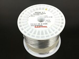 Kanthal A1 31 Gauge 5 03 Lb 26 060 Ft Resistance Wire Awg A 1 Ga