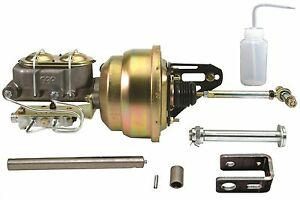 53 54 55 1956 Ford Truck Brake 7 Dual Power Booster Under Mount Bolt In Kit