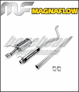 Magnaflow 16669 Mf Series Cat Back Exhaust 2006 2014 Honda Ridgeline 3 5l