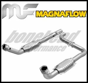 Magnaflow 15478 Catalytic Converter 01 04 Ford F 150 Lightning 5 4 Supercharged
