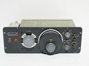 General Radio 1330 a Bridge Oscillator 5khz 50mhz