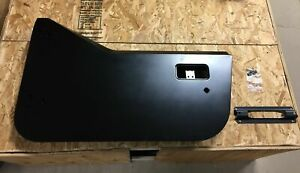 97 02 Jeep Tj Wrangler Lh Driver S Side Half Door 0485 151