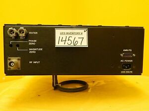 Pmt Mori 200 Rf driven Helicon Plasma Source 13 56 Mhz Used Working