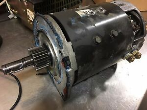 Crown Drive Motor Sym1100 24 Volt Dc Motor Totalsource Crown