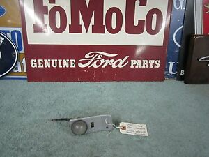 1955 1956 Ford Mercury Nos Convertible Under Dash Light Missing Switch