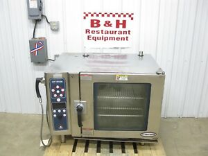 Alto Shaam 6 10 Es Combitherm Steamer Convection Combi Oven