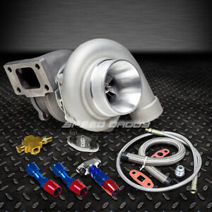 Gt35 Gt3582 Gt3540 Ar 70 Float Bearing 500 hps Turbo Charger oil Feed drain Line