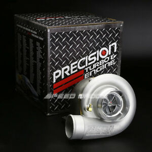 Precision 6766 Sp Cea T4 A R 96 Bearing Anti Surge Billet Turbo Charger V Band