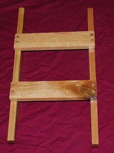 33 Maytag Briggs Other Small Gas Engine Motor Wood Skids Frame Model 92 72 82