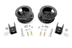 Rough Country 2 5 Leveling Kit Fit 2014 2018 Dodge Ram 2500 3500 4wd 377