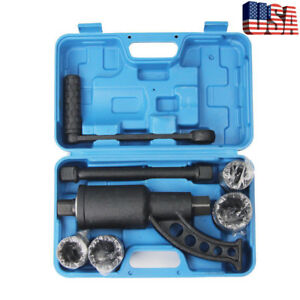 Us Torque Multiplier Set Wrench Lug Nut Lugnuts Remover Labor Saving Heavy Duty