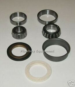 Front Wheel Bearing Kit For Wide Front Ih Farmall H Hv M Md W4