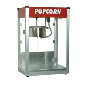 Paragon Manufactured Fun 1108510 Paragon Thrifty Pop 8oz Popcorn Machine New