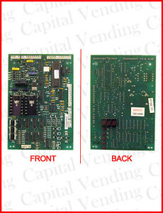 Dilling Harris Vending Machine Control Board 3 Segment Display Maxvend Ii