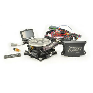 Fast 30226 06kit Ez efi Self tuning Fuel Injection Kit Carb To Efi Touch Screen