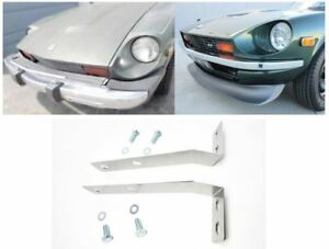 Datsun 260z 280z To 240z Front Bumper Conversion Brackets Light Weight 30 j8228