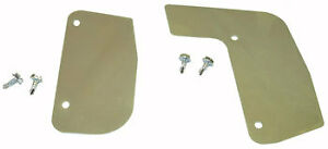 1947 1955 1st Series Chevrolet Chevy Gmc Pickup Firewall To Fender Filler Plates