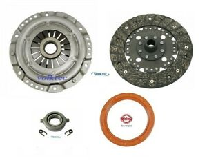 Clutch Kit 1950 To 1966 180mm Vw Volkswagen Beetle Bug Bus Van Karmann Ghia