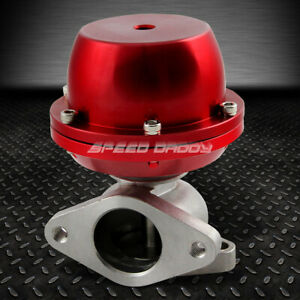 Universal Type 2 External 38mm Turbo Wastegate Wg Bypass Exhaust spring Psi Red