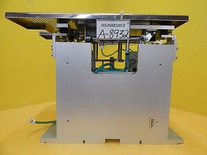 Svg Silicon Valley Group Wafer Gripper Station 90s Duv Used Working