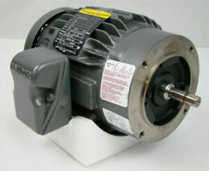 Baldor Reliancer Motor 1hp 380v 1 8a 1440rpm 3ph 05c063w568g1 F1001124548