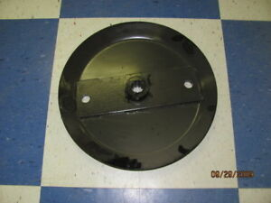 New Stump Jumper Flywheel Blade Pan Round Blade Bolt Holes 12 Splined Hub 40