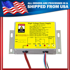 High Voltage Power Supply Dc dc Conversion 7000v 1ma Free Ship New