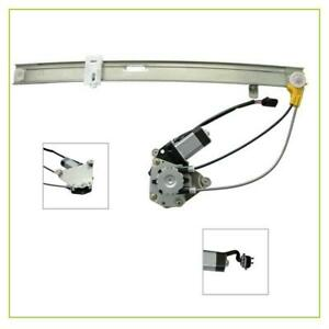 Rear Right Passenger Side Power Window Regulator Motor For Jeep Liberty 02 07