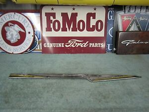 1955 Ford Fairlane Nos Left Front Fender Sst B5a 16037 a