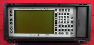 Bruel Kjaer 2144 Dual Channel Real Time Frequency Analyzer