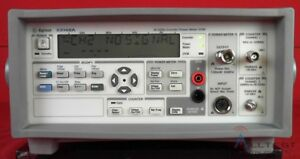 Hp Agilent 53148a 002 Microwave Counter power Meter dvm 26 Ghz