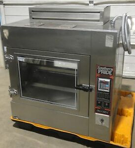 Rotisserie Master Roast And Hold Ove Southern Pride Bmj 200 e Rotisserie Nsf