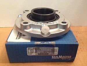 Sfc 35c Cr Sealmaster New Ball Bearing Flange Unit Specialty Food 2 3 16