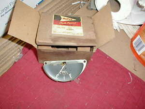 Nos Mopar 1958 60 Dodge Truck Dash Fuel Gauge
