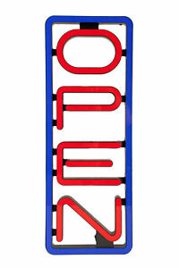 New Vertical Bright Red Led Store Open Sign Color Restaurant Bar Business N77l
