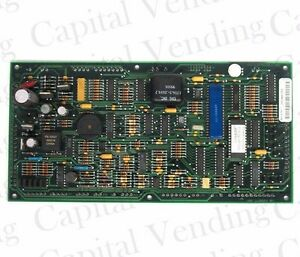 Refurbished Control Board For Vendo Ice Cream Vending Machine