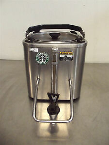 Grindmaster Model No Cs ll Coffee Shuttle With Lid good Condition S2804x