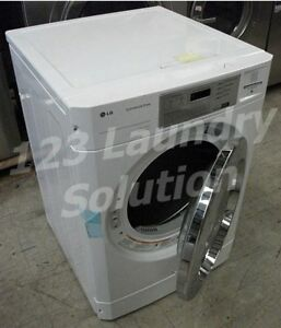 Lg Commercial Single Card Gas Dryer Small Apartment Residential Gd1329cgs