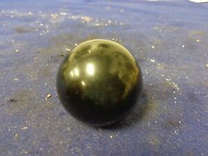 Vintage Gm Shift Knob Black 1 1 2 5 8 Coarse Thread