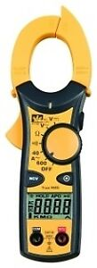 Ideal 61 746 Clamp pro Clamp Meter 600 Aac With Ncv Trms