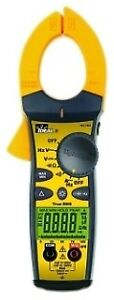 Ideal 61 763 Tightsight Clamp Meter 660 Aac With Trms