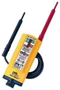 Ideal 61 076 Vol con Solenoid Voltage Tester