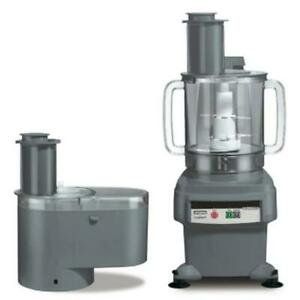 Waring Fp2200 High Volume Food Processor W Bowl Disc Attachments