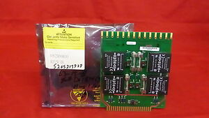 Measurex 05289400 new Solid State Relay Circuit Board Rev B 3f6