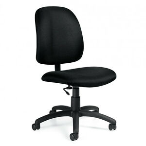 Computer Desk Chair goal Low Back Armless Office Chairs